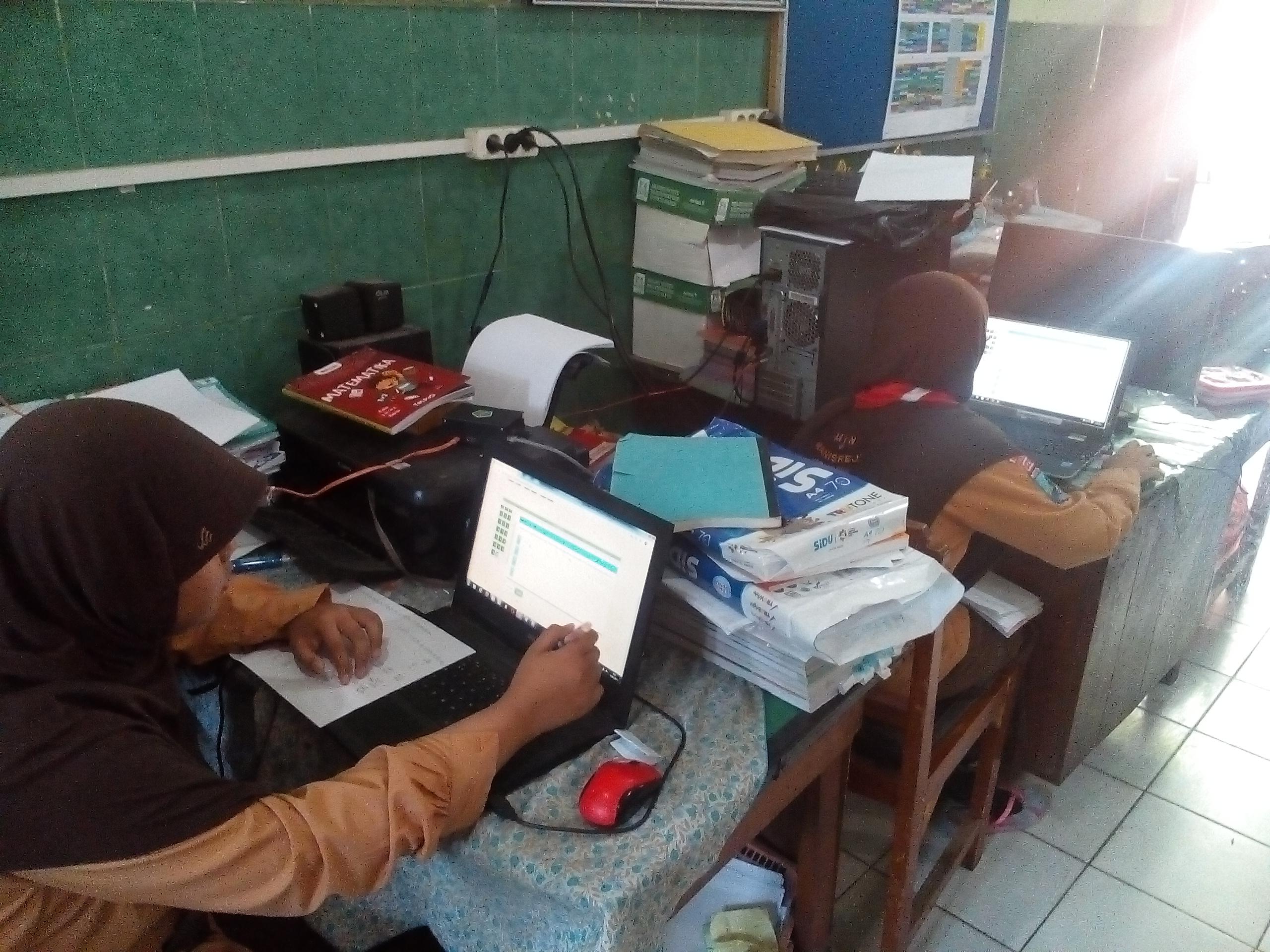 Latihan Online KMNR Kelas 3 dan 4